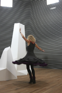 LeWitt en beweging in Spiral 801 2